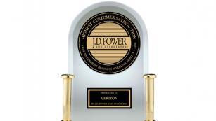 J.D. Power ranks Verizon Enterprise highest in customer satisfaction for large enterprise wireline services in U.S.