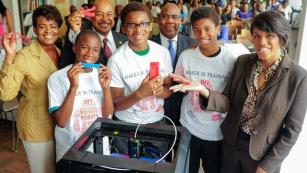 Verizon STEM program aims to change the headlines around minority boys