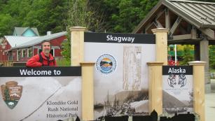 Skagway park