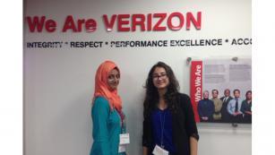 Verizon's 2014 Tech Girls