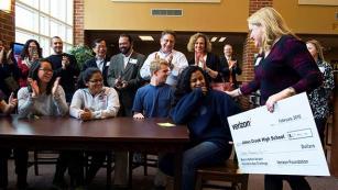 Verizon Innovative App Challenge names Fan Favorite award and Best in Nation winners