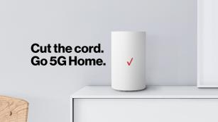 Verizon 5G Cut the cord