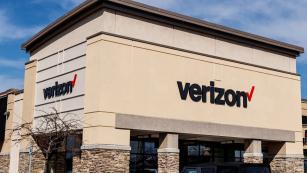 Verizon Store Front