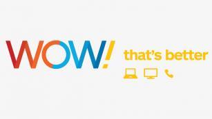 WOW Wide Open West Logo