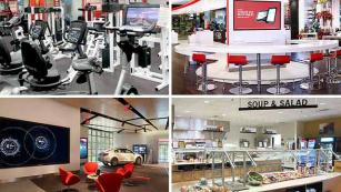 Verizon office spaces