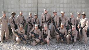 Saluting our Veteran V Teamers.