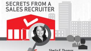 Secrets from a recruiter: Sheila Thomas