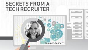 Secrets From a Tech Recruiter: Summer Bennett