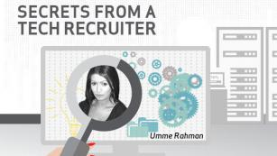 Secrets From a Tech Recruiter: Umme Rahman