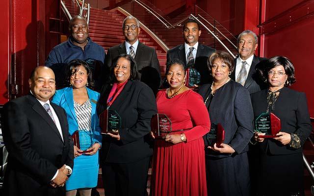 The 2013 Verizon Community Innovator Award Winners