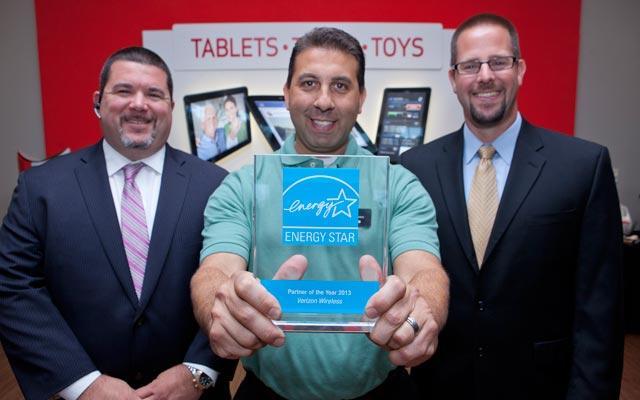 Toms River NJ VZW store earns Energy Star Award