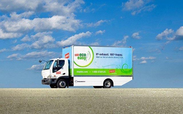 Staples Eco Easy Truck