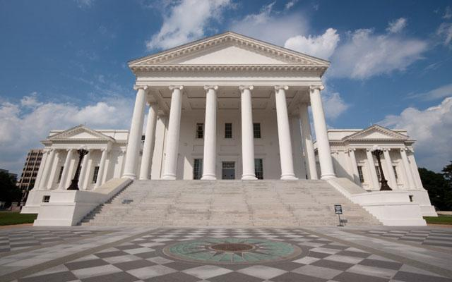 Richmond VA Capitol building