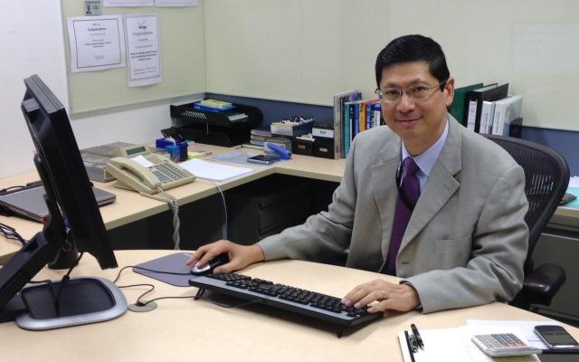Francis Yip, vice president of Verizon Asia Pacific