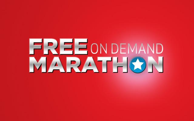FiOS free marathon