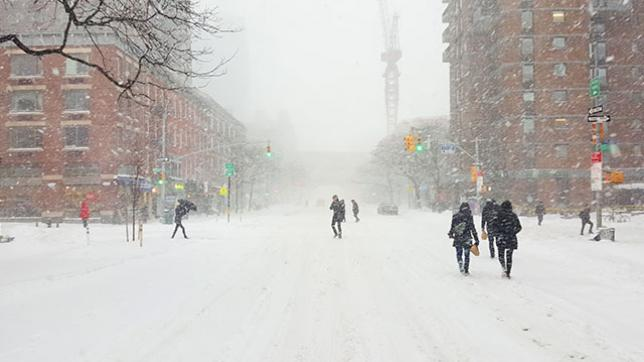 Blizzard Leads to Record Fios Traffic