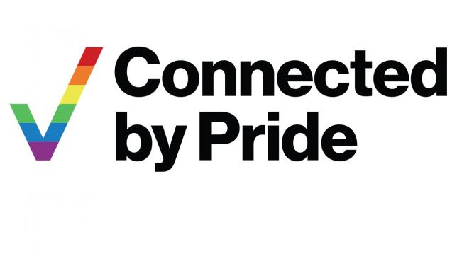 Connected by Pride Logo