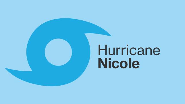 Hurricane Nicole