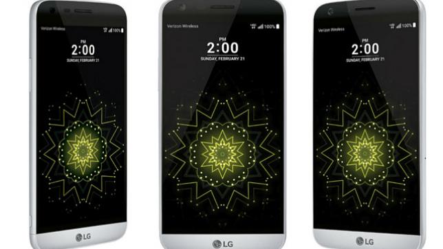 LG G5 smartphone coming this spring to Verizon