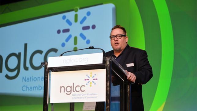 Justin Nelson NGLCC