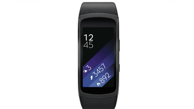 Samsung Gear Fit2 now available at Verizon stores