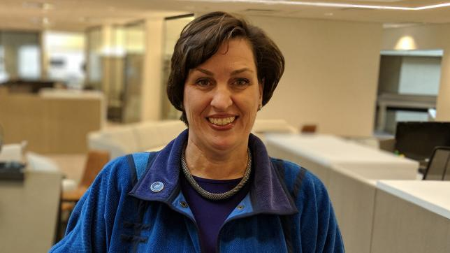 Chief Information Security Officer Chandra McMahon
