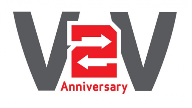 V2V Anniversary