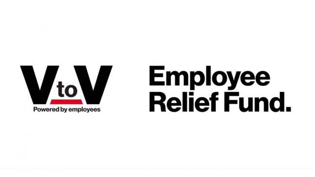 VtoV Employee Relief Fund Banner