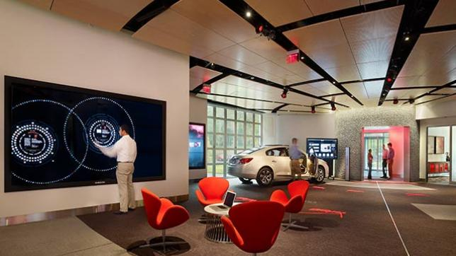 The Verizon Innovation Center