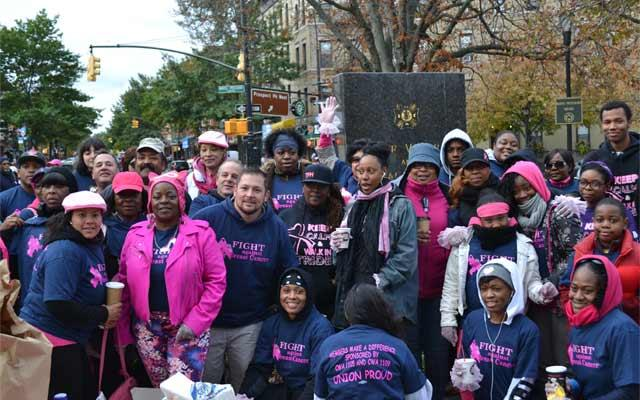 Making Strides in Brooklyn to End Breast Cancer