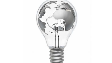 Earth Hour Light Bulb