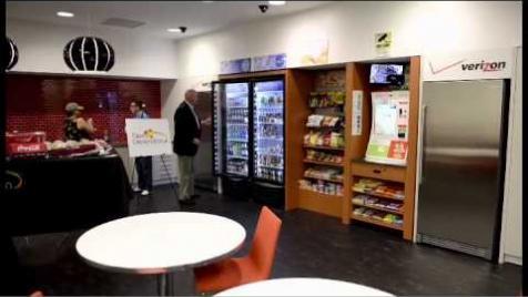 Inside the Lowell Customer Service Center at Verizon
