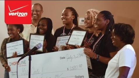 Break the Cycle   Black Girls CODE   Verizon Wireless