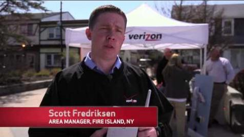 Verizon's Voice Link Keeps Customers Connected After Hurricane Sandy