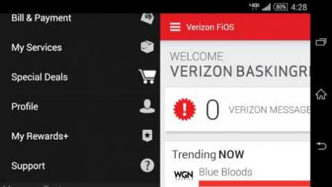 Troubleshooting made simple with the My FiOS App