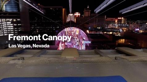 Fremont St. Canopy - Best for a Good Reason