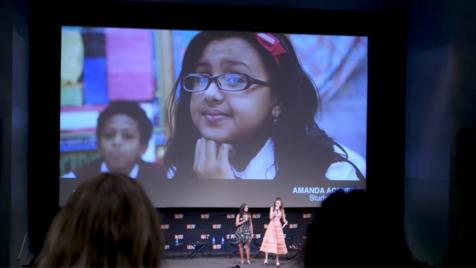 Watch Video about 2017 New York Film Festival screening of Without a Net - The Digital Divide in America