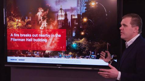 Video: Highlights from recent Verizon's response connectivity demonstration