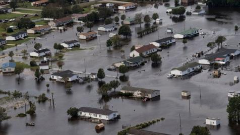 When Hurricane Florence battered the Wilmington, NC, area in September 2018, the VtoV Employee Relief Fund was there to help.
