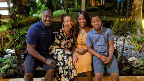 South Area VCG leader opens up about his military spouse.