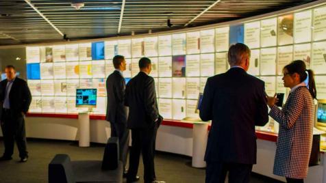 Verizon's Technology & Policy Center in Washington D.C.