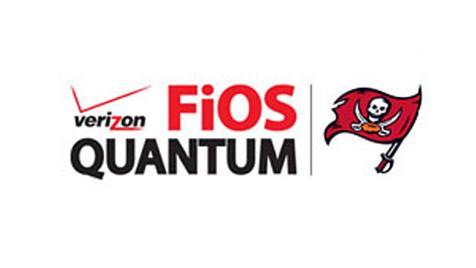 Tampa Bay Buccaneers and Verizon FiOS Quantum