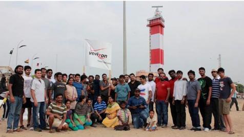 Verizon Green Team India
