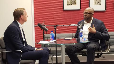 A conversation with Forest Whitaker