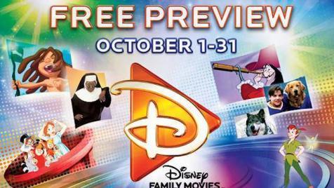 Disney Free Preview