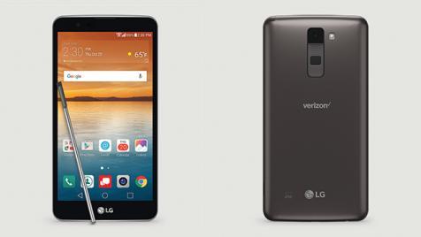 Photo of LG Stylo 2 smartphone