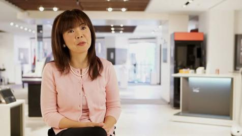 Inventor Patricia Chang