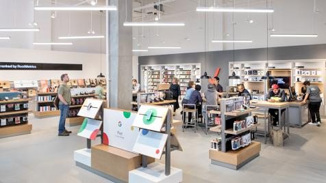 San Francisco Verizon retail store