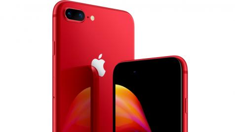 the new iPhone (PRODUCT)RED