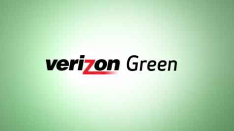 Verizon Green Logo